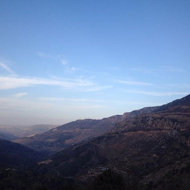 A place of quietness and strength.  (Jezzine District)