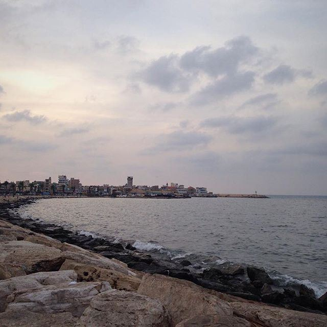 The feeling of freedom and strength. (Tyre, Lebanon)