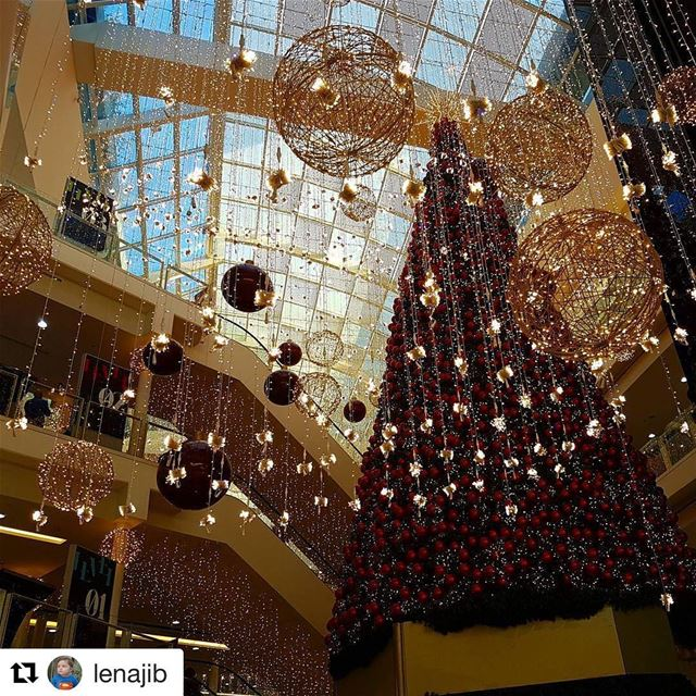 Christmas Tree Le Mall Dbayeh