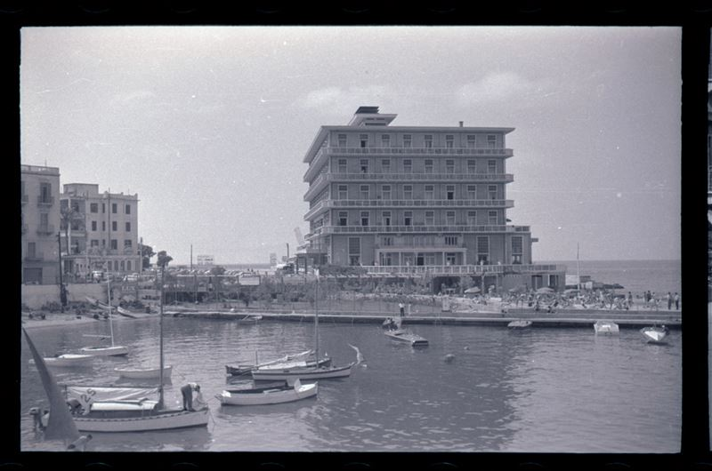 Hotel St. Georges  1960s