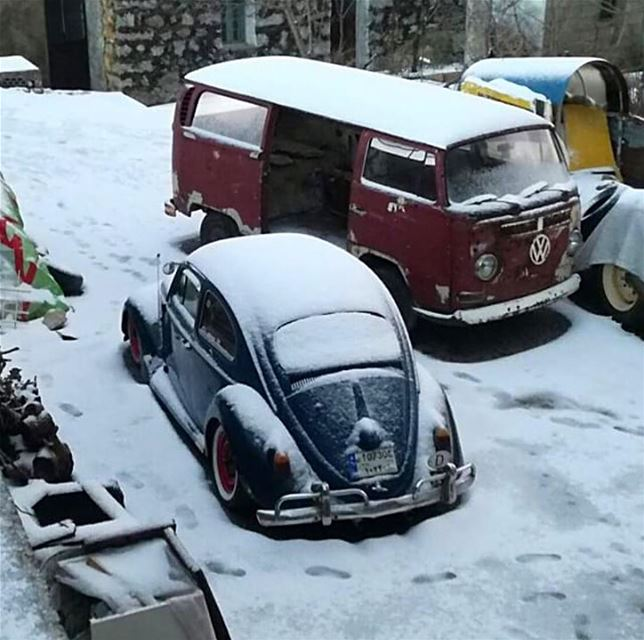 Good morning ☃️ Aircooledmafialb aircooled_society vwlife vwbeetle...