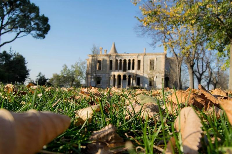 Have a great Friday everyone!! . architecture  buildings  old ... (Sawfar, Mont-Liban, Lebanon)