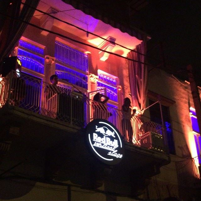 marmikhael  event  redbull  music  dance  fun  livelovebeirut  beirut ... (Mar Mikhael, Beirut)