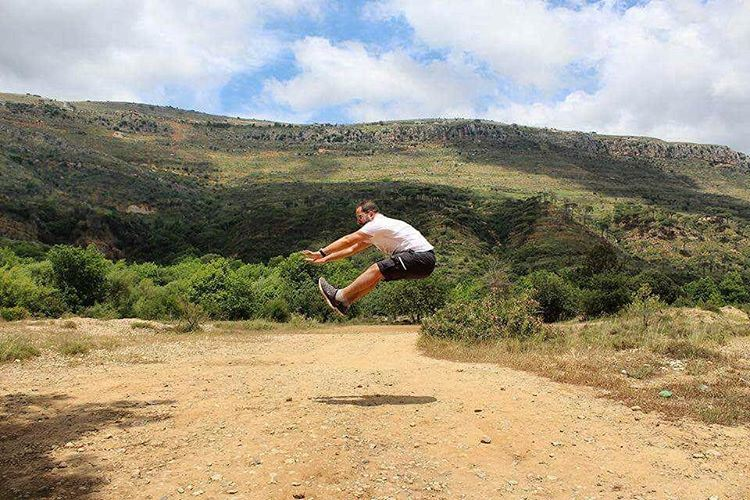 jumping  naturelovers  livelovesports  lebanonweekly  lebanonspotlights ...