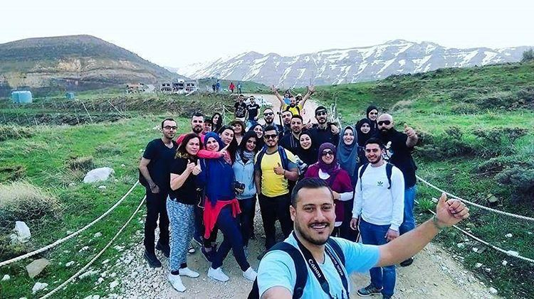 friendsofnature naturelovers  hikers  tannourine  selfie  loves_lebanon ...