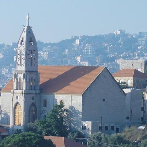 Church Beit Chabab - Maten