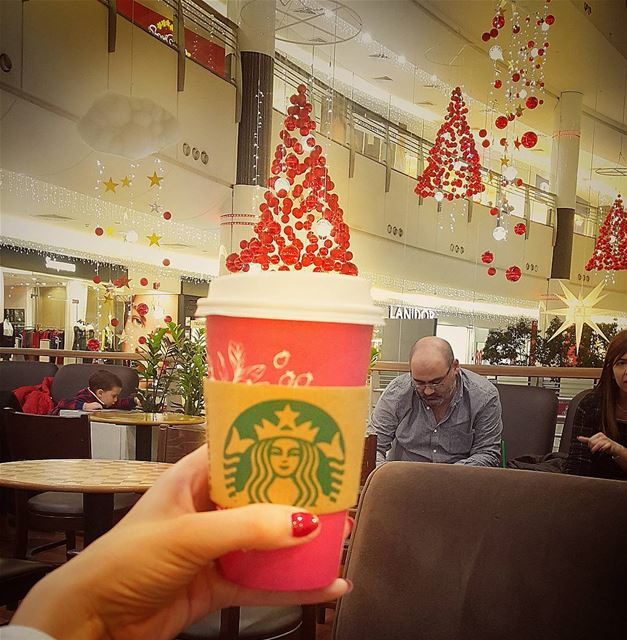 Stay Warm 🤗... starbucks  frappucino  addict  holidayseason ...