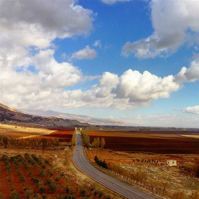 Another view frm west bekaa  photography  amazingview  discoverplaces ... (West Bekaa)