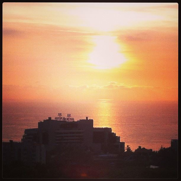 zouk el khrab dbayeh el maten lebanon  sunset friends fun...