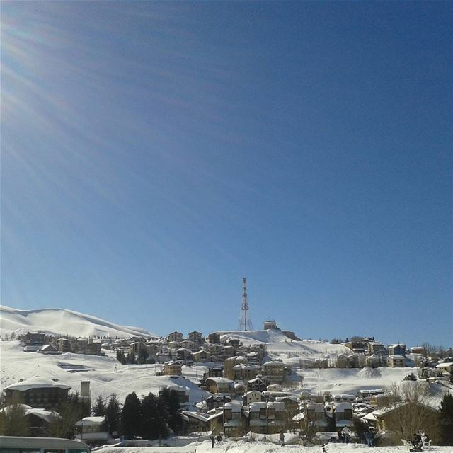 Best time, winter time..♥♥♥♥ faraya farayalovers kfardibian...