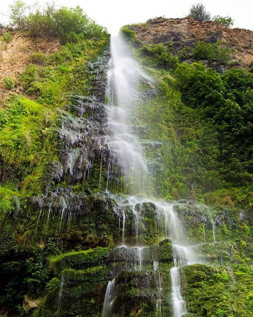 .The Waterfall of Jezzine, Lebanon. Good morning dear friends have a nice... (Jezzîne, Al Janub, Lebanon)