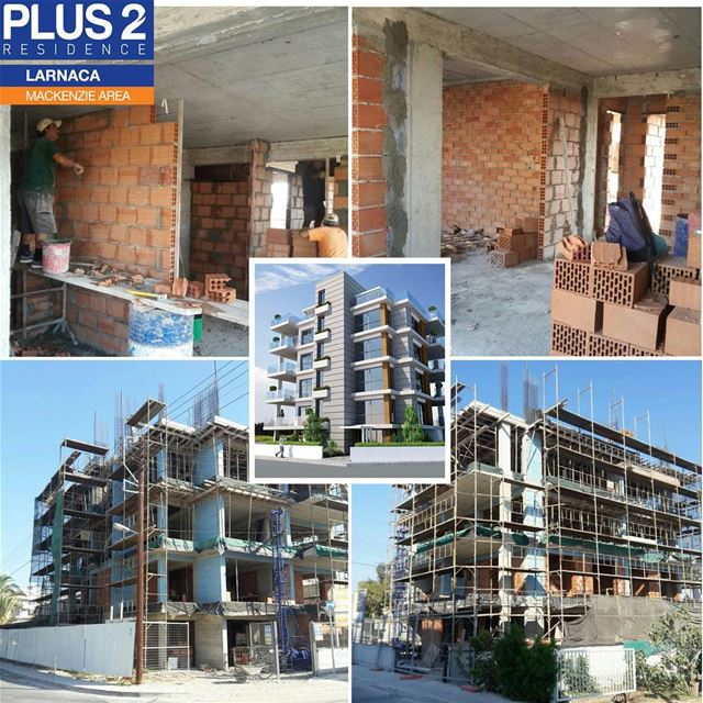 PLUS 2 RESIDENCE - Larnaca | A project by Plus Properties Cyprus that is...