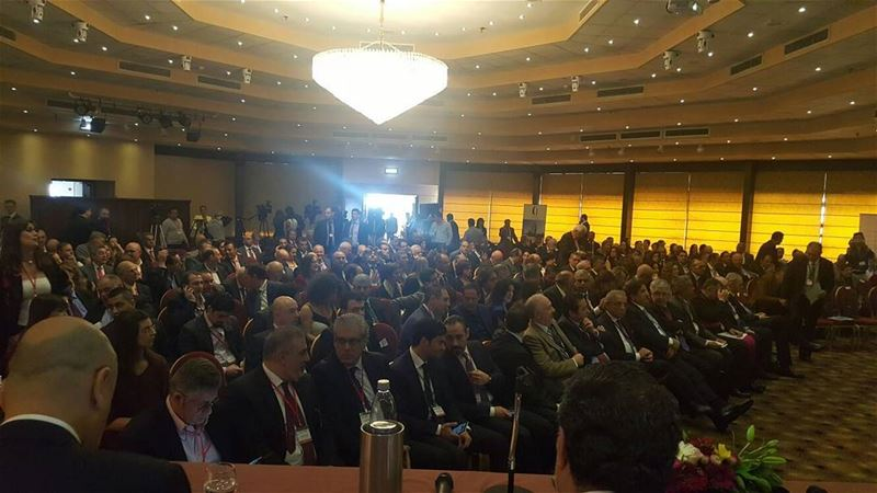 What a turn up! Check out the audience attending the opening ceremony of... (Limassol, Cyprus)
