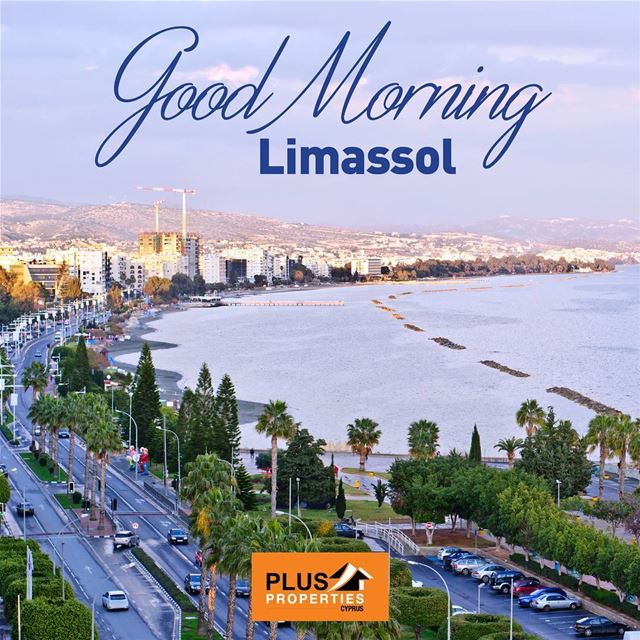 It's another day in gorgeous Limassol and our @plusproperties team is... (Limassol, Cyprus)