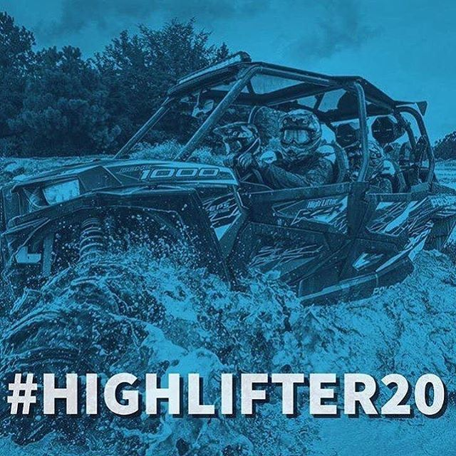 We would like to Congratulate High Lifter for its 20 years ! highlifter20...