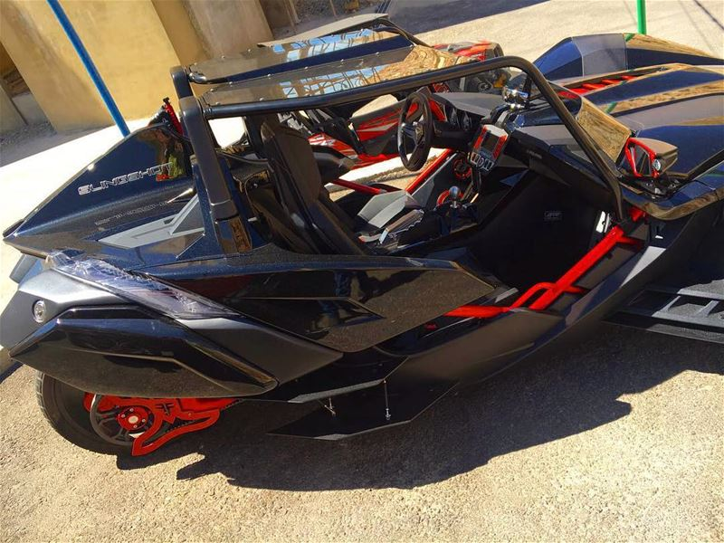 Custom Made Polaris Slingshot !  polarislebanon  polaris  rzr  rzr2017 ...