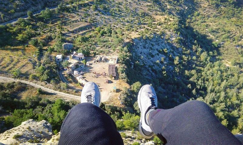 Good morning camp  ehden  camping  camp  eid  morning  high mountain  view... (Horsh Ehden)