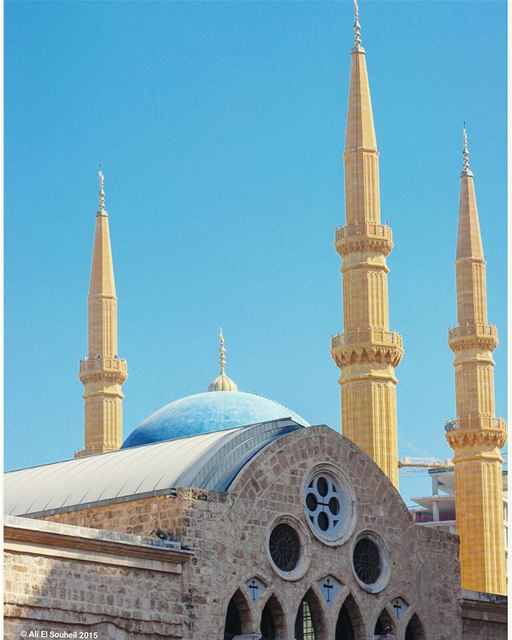 For the first time since 457 years the birth of beloved prophet Mohammad... (DownTown, Beirut)
