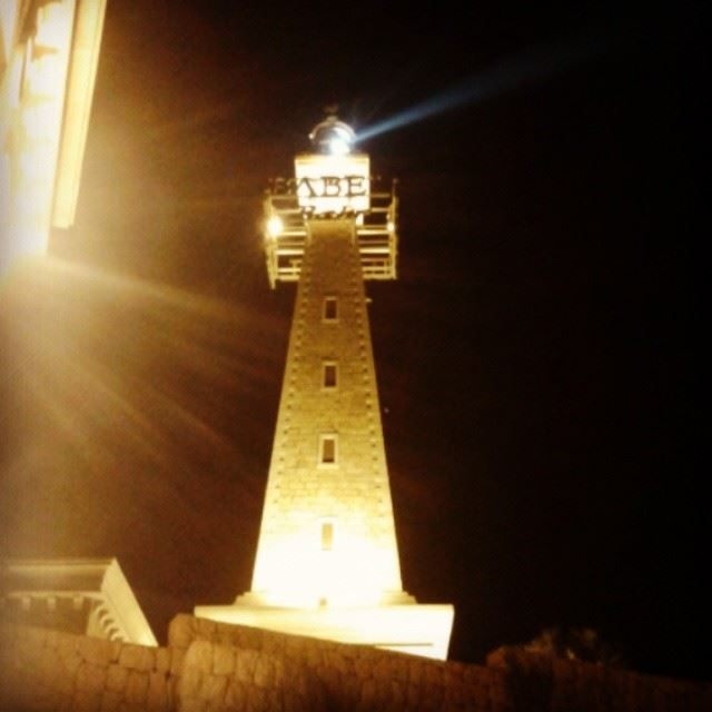 lighthouse  amchit  Lebanon  babel  photos  proudlylebanese  iloveLebanon...