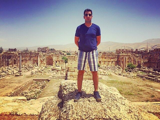 Nice and blessed  weekend from one of the most spectacular places on Earth! (Baalbek, Lebanon)