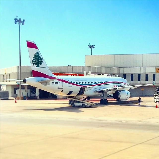 La Middle East  passingby  mediterranean  light  mea  middleeastairlines ...