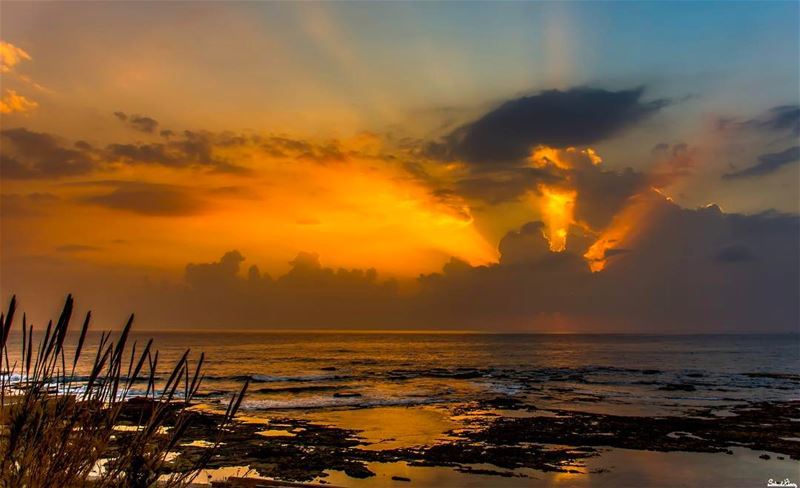 Batroun sunset...... discoverglobe  nakedplanet  nationalart ... (Batroûn)