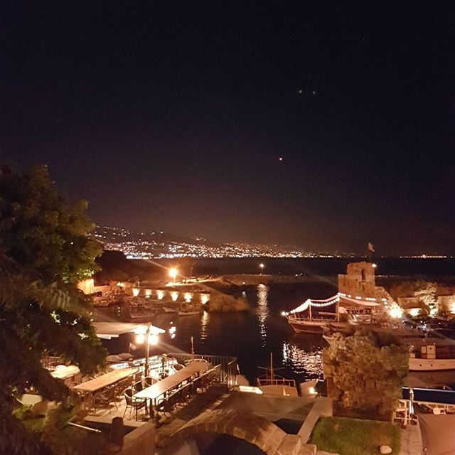 Enjoy your night  lebanon  lebanese  byblos  jbeil  jbeil_byblos_lebanon ...
