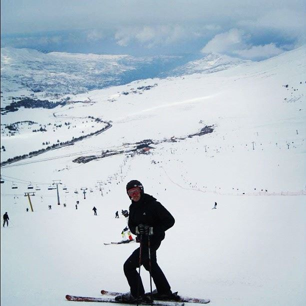 Can't wait for the season! Cedars-Lebanon 2012 me  ski  skiing ...