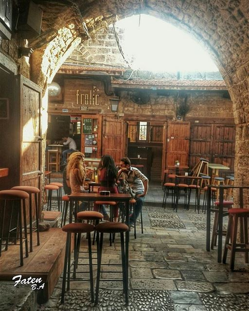 .True friendship multiplies the good in life and divides its evils.... (Byblos Old Souks)