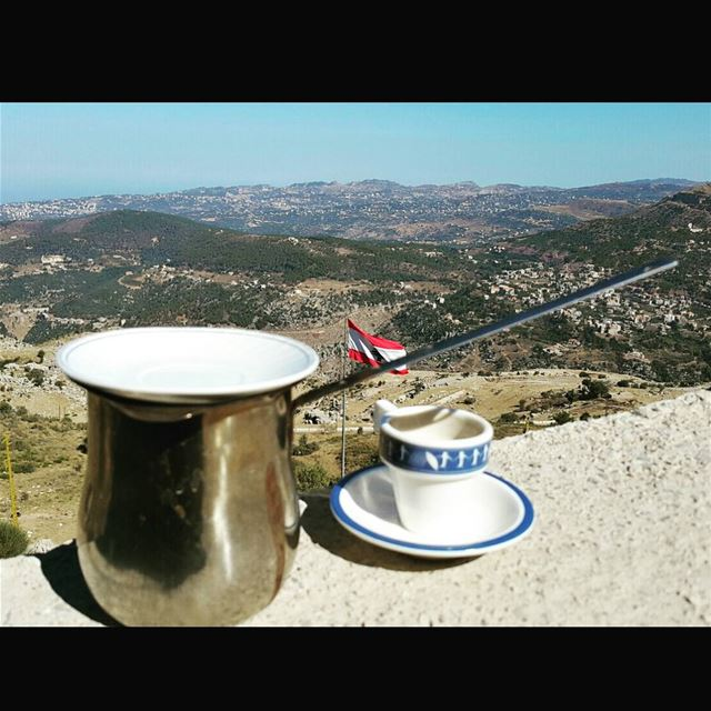 tb  morning  coffee  zaarour  lebanon  sabaho ...
