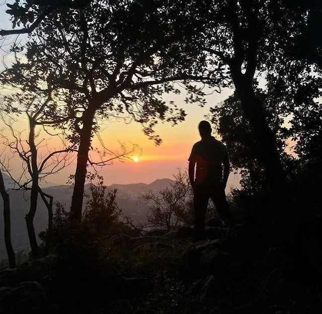 tb 2014 jabalmoussa  sunset  lebanesesunset  lebanon  naturelovers ...