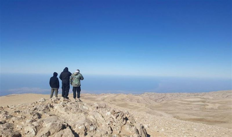Highest peak in the middle east3088 m above sea level lebanon ...