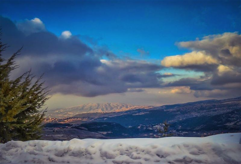 Whatever the present moment contains, accept it as if you have chosen it.... (Ehden, Lebanon)