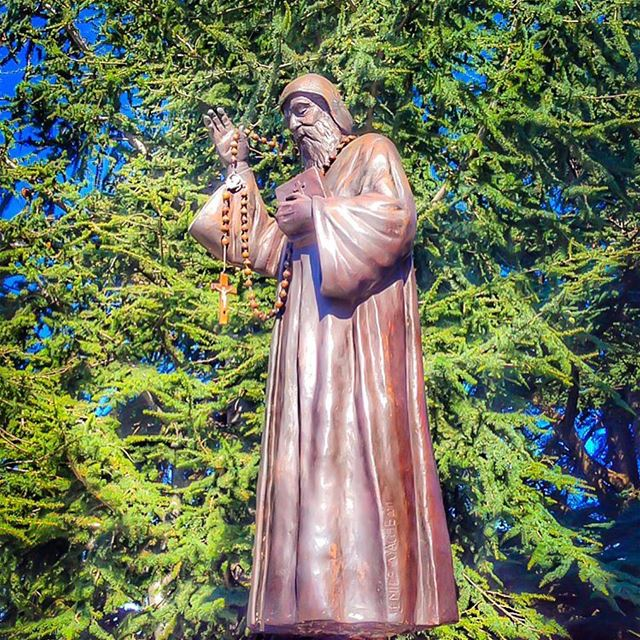 Wishing you a beautiful & blessed Saint Charbel day 🙏...