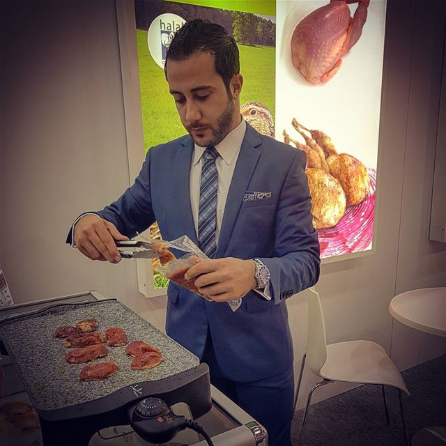 Cooking the best quail quality from spain🇪🇸🇪🇸🇪🇸 cooking  best ... (Gulf Foods Dubai)