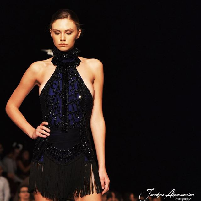 Close your eyes and see...  fashion  fashionweek  fashionshow ... (Forum De Beyrouth)