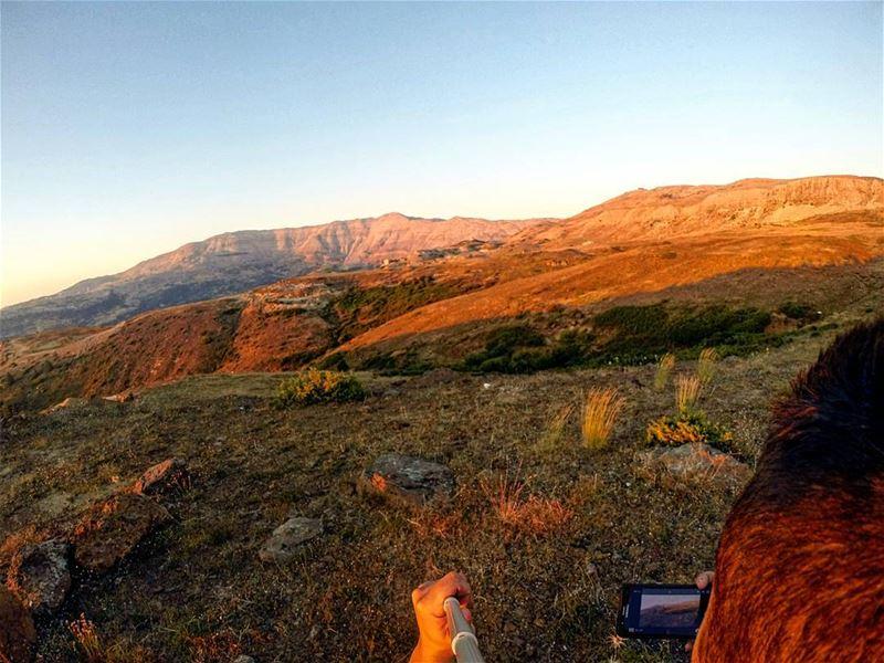 tb summer camping camp hiking hike landscape nature view sanine zaarour... (Zaarour)