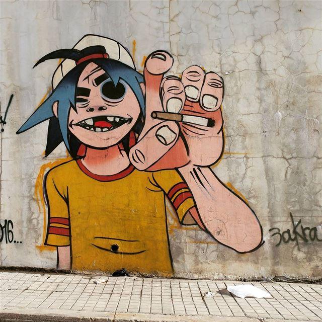 graffiti liveloveachrafieh livelovebeirut livelovelebanon Lebanon ... (Geitawi)