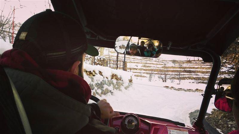 adventure cedars lebanon ливан приключения (Lebanon)