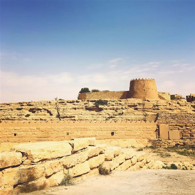 Diriyah Chapter - 10. The Mud and Stone photooftheday instapassport ... (Riyadh, Saudi Arabia)