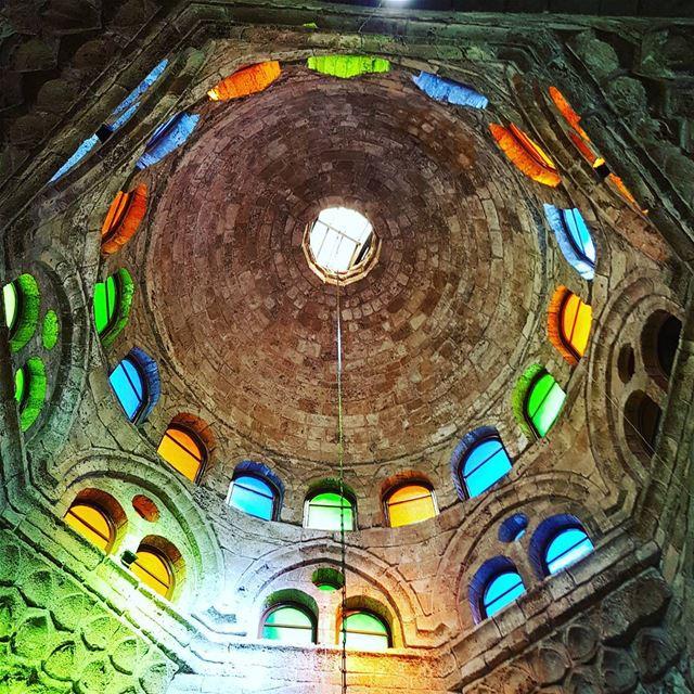 The dome of al burtassi Mosque in Tripoli. tourlebanon tourismlebanon ... (Tripoli, Lebanon)