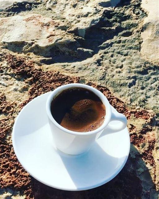 قهوتي سادة لان بشوفتك تحلى صباح_الخير🌹 صباحكم فيروز قهوة الصباح قهو (Al-Manara - Palace)