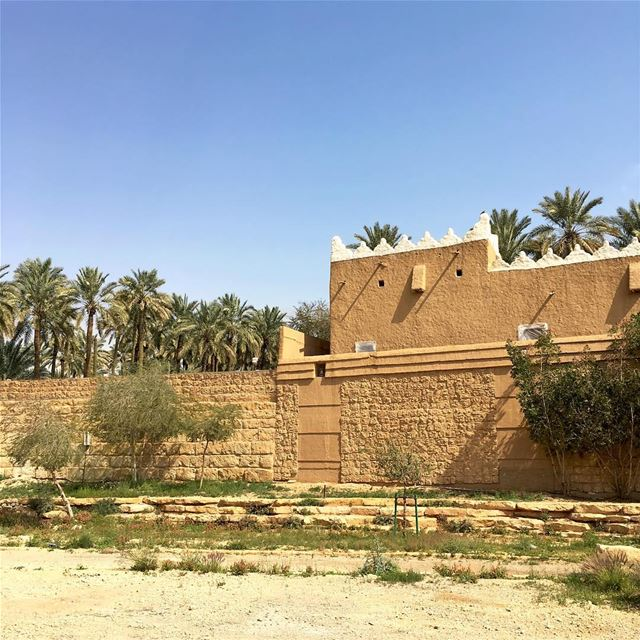 Diriyah Chapter - 11. The Mud House photooftheday instapassport ... (Riyadh, Saudi Arabia)