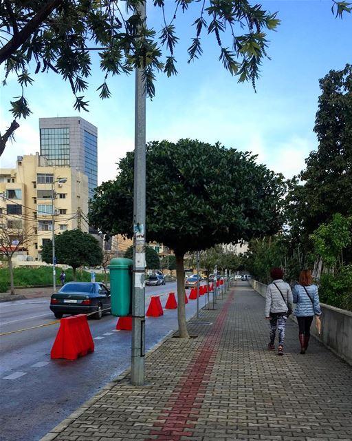 Either you Run the day or the day Runs you 🏃♀️ morningmotivation ... (Az Zalqa', Mont-Liban, Lebanon)