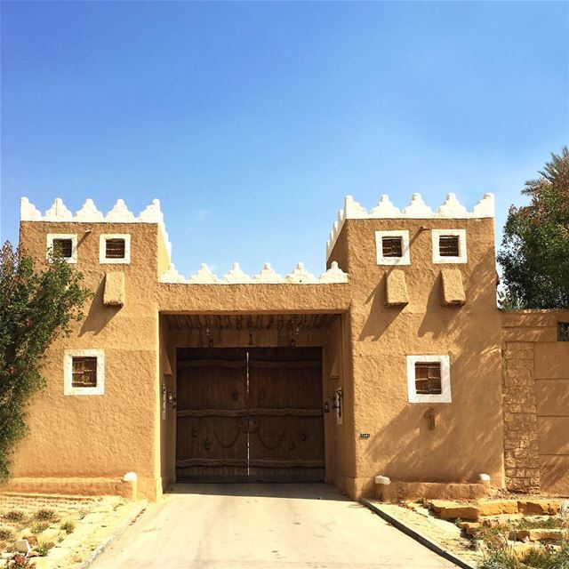Diriyah Chapter - 12. The Gate photooftheday instapassport travelgram ...