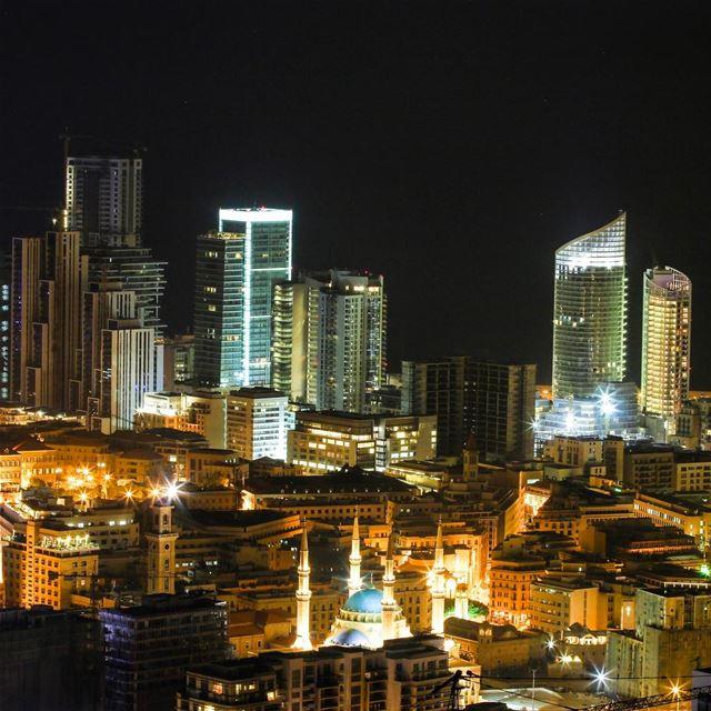 Beirut a city that never sleeps ✨✨✨✨ travel street beirut lebanon ... (Downtown Beirut)