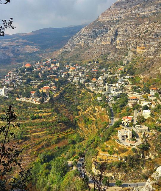 Beautiful Aakoura 😍 throwback lebanon nature naturelovers ... (Akoura, Mont-Liban, Lebanon)