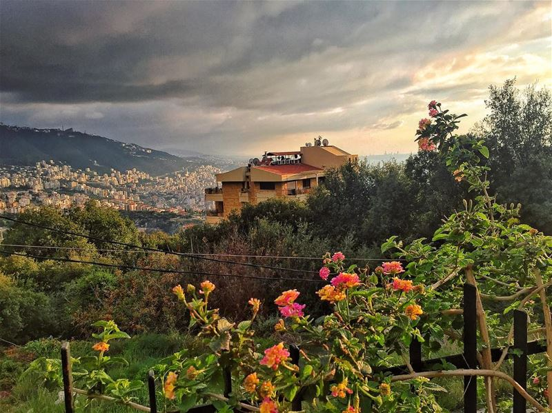 Spring Sunday 🌿🌷🍀🌸☘️🌷 ... (Adma, Mont-Liban, Lebanon)