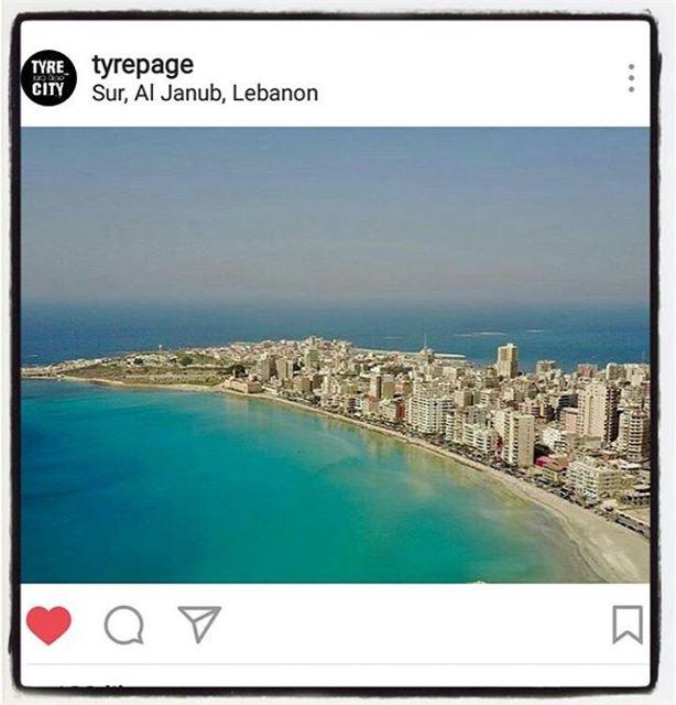 Mediterranean 🐟 Tyre Sour Lebanon 📸by @tyrepage (Soûr, Al Janub, Lebanon)
