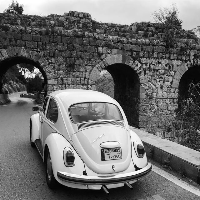 vw volkswagen volkswagenbeetle beetle coccinelle aircooled classiccars... (قناطر زبيدة)